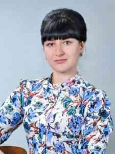 Хмырова Евгения Олеговна